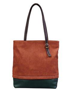 Bild von Bag Damen Begslend 2373-10111 Terracotta-T. Grüner