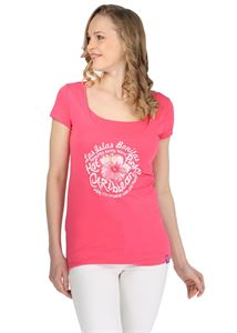 Picture of  Bit Nursing T-Shirt In Coral