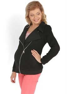 "Picture of Jacket ""Juliana"" black for maternity"