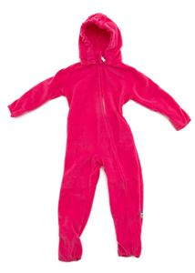 "Picture of Jumpsuit fleece ""Classic"" fuchsia"