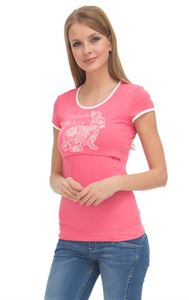 Picture of Nursing T-shirt FH03; color: pink