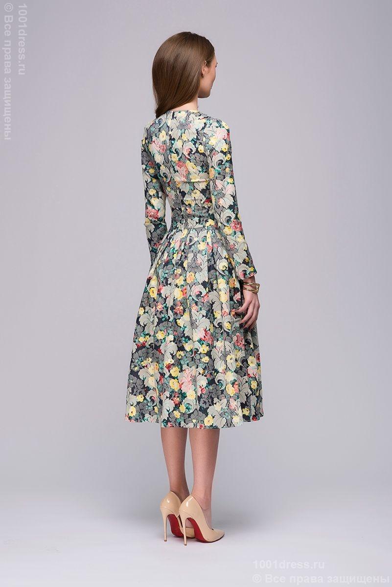 UralMama.com - женская одежда, на все случаи жизни.. Kleid DM00446BL ...