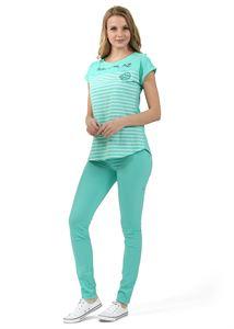 """Image de Le pantalon """"Julian"""" pour les femmes enceintes; couleur: menthol"""