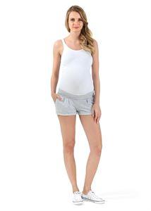 Изображение Шорты ДВ01 меланж для беременных
