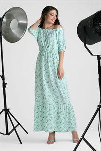 """Bild von Kleid """"Linel"""" ; Farbe: Menthol"""