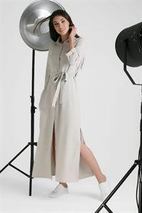 """Изображение Платье """"Клаудиа""""; цвет: бежевый"""