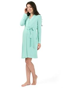 "Picture of ""Luciana"" Maternity and nursing  set color: mint"