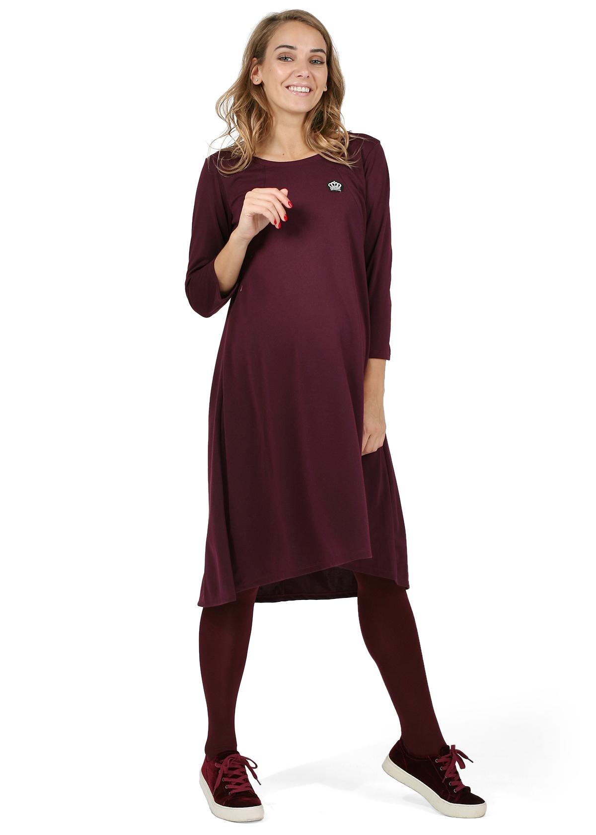 Платья для беременных цвета марсала 42