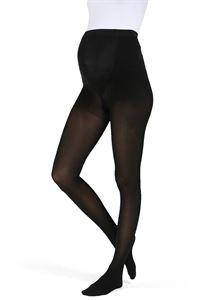 Изображение Колготки для беременных 120 DEN со специальной вставкой Support 7 PLEZIR; цвет: Черный