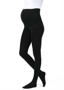"""Bild von Strumpfhose erwärmt """"C-01"""" für schwangere Frauen; Farbe schwarz"""