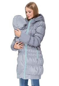 """Picture of Winter jacket 3in1 """"Hague"""" color: gray"""