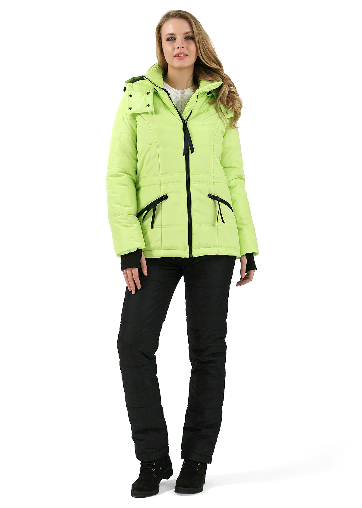 0e345ba39f6b ... Изображение Зимний комплект  куртка и брюки 2 в 1