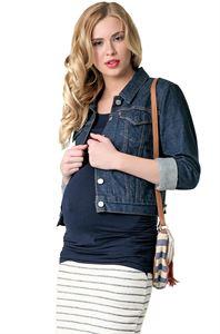 """Bild von Mike """"Nina"""" für schwangere und stillende Frauen; Farbe: Marineblau"""