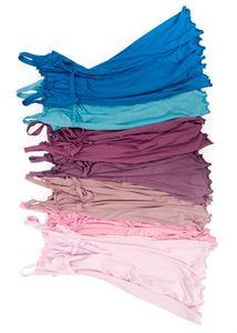 """Изображение Ночная сорочка """"Ливия"""" для беременных и кормящих; цвет: ассорти"""