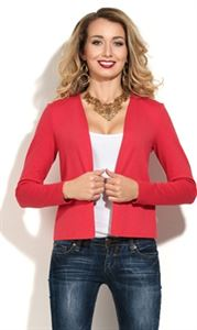 Picture of Cardigan DSK-23-30 coral Jersey