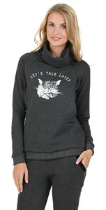 """Bild von """"John"""" Sweatshirt für die Pflege; Farbe: anthrazit"""