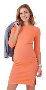 """Изображение Платье """"Марисса"""" для беременных; цвет: лососевый"""