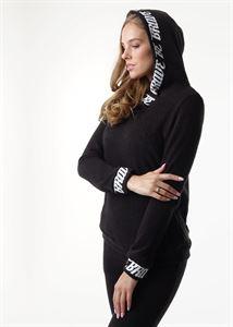 """Изображение Костюм """"Вивиан"""" для беременных и кормящих; цвет: черный"""