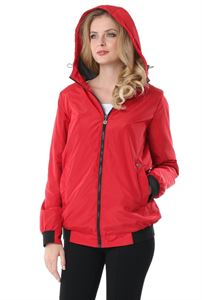 "Picture of Jacket demi-season 2 in 1 ""Orlando"" for pregnant women; color: red"