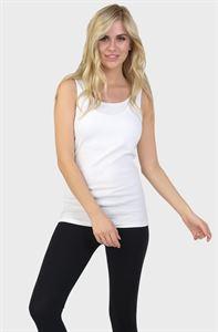 """Bild von T-Shirt """"Dora"""" für Schwangere und Stillende; weiße Farbe"""