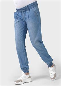 """Obrázek Jeans """"Madrid"""" pro těhotné ženy; barva: tmavý denim"""