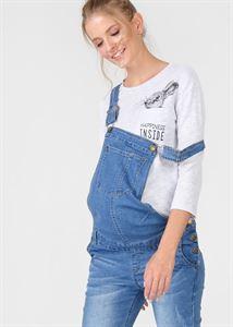 """Obrazek Jeans """"Madrid"""" dla kobiet w ciąży; kolor: ciemny dżins"""