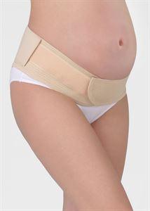 Изображение Бандаж универсальный цвет: бежевый (для беременных, послеродовый)